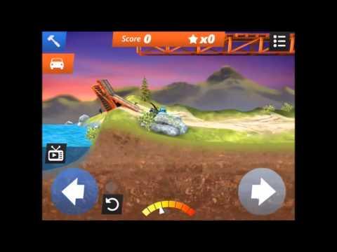 Bridge Constructor Stunts iOS Android Gameplay HD