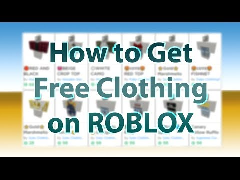 How To Get Free Clothes On Roblox 2019 May Dallas - free clothes roblox 2017