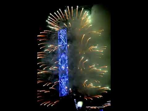 101大樓2018跨年煙火.AVI - YouTube