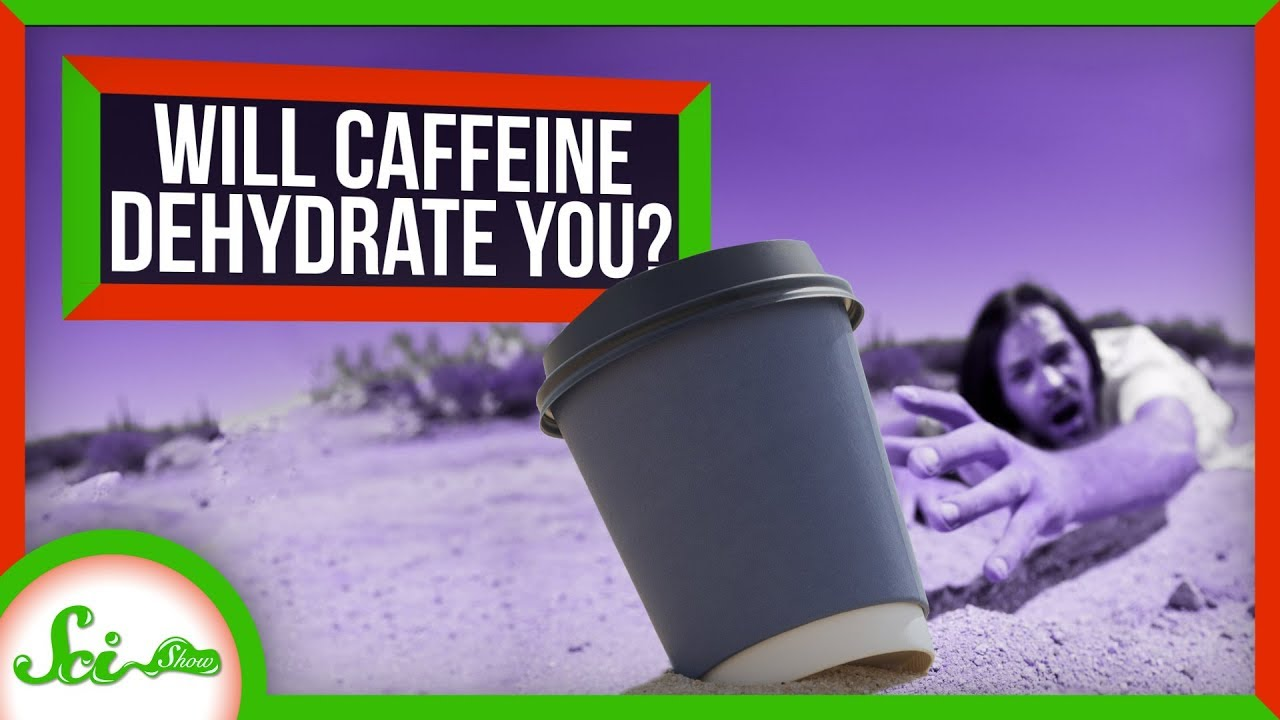 Should You Worry About Caffeine Dehydrating You?