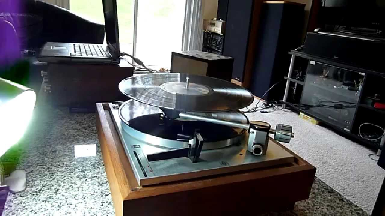 Perpetuum Ebner Pe 2020 Turntable Multi Vinyl Records