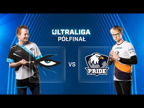 ULTRALIGA | Illuminar Gaming vs PRIDE | półfinał | BO5 | ⛈ | TV: Polsat Games (kanał 16)
