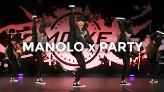 Manolo x Party - Trip Lee & Chris Brown (Dance Video) | @besperon Choreography
