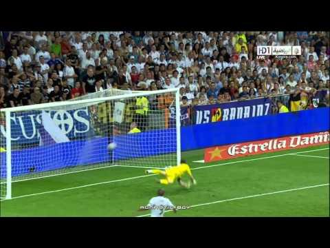ريال مدريد 2 - 2 برشلونة ذهاب كأس السوبر 2011 الكلاسيكو
