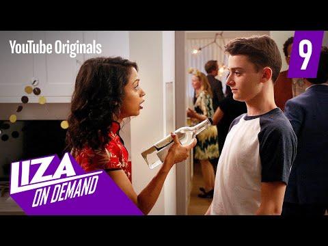 S2E9: New Year's Eve: Pt 1 - Liza on Demand