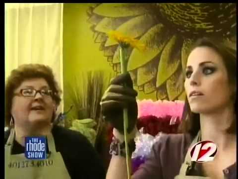 Michaela Can; Becoming a florist