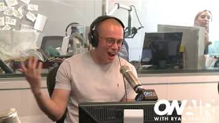 Logic Talks Workout Routine and New Projects | On Air with Ryan Seacrest