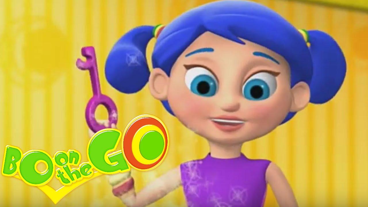Bo On the GO! - Bo and the Shake Maker - YouTube