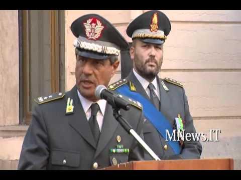 Cambio al vertice del Comando Provinciale della Guardia di Finanza
