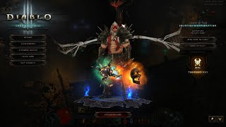 Diablo 3 2.6.7 GR 124(127+) Remorseless HOTA Barb!!!!