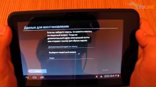 Видеоуроки по Android. Урок 11.   Регистрация учётной записи Google