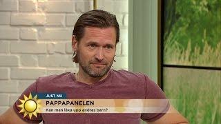 Nyhetsmorgon i TV4 från 2017-06-21: Här ger pappa Martin Melin tips...