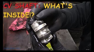 Clicking CV Axle Joint: What Makes It Click?