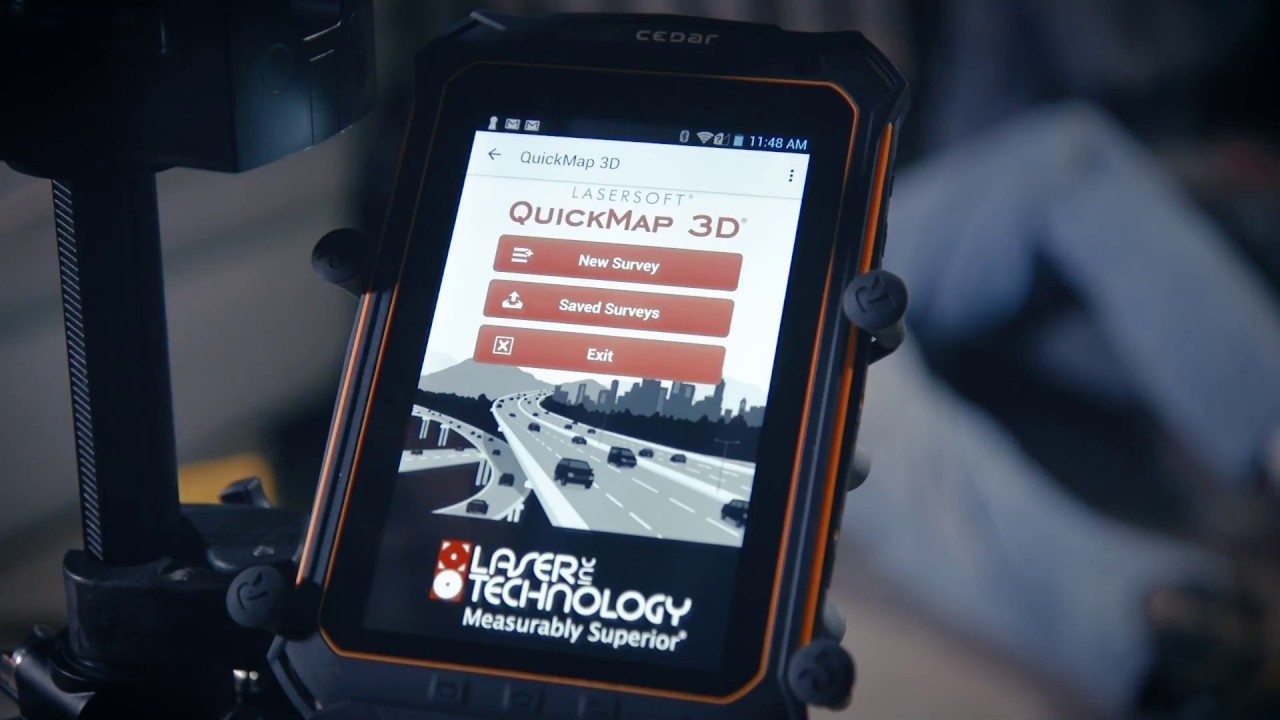Crime Scene Mapping Made Easy with QuickMap 3D on Android