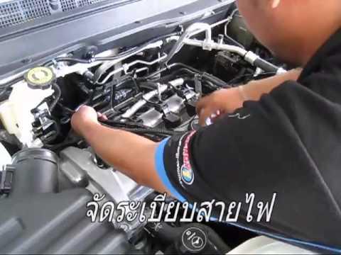 Diesel Engine Starter Diagram 230 Volt Wiring Chevrolet Captiva - Youtube