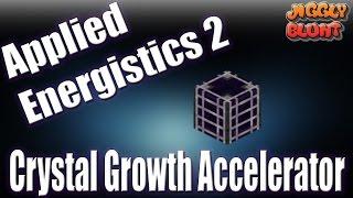 Crystal Growth Accelerator (Applied Energistics 2) | Minecraft Mod Tutorial
