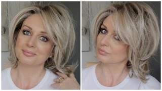"Video Raquel Welch ""Upstage"" Wig RL19/23SS Shaded Biscuit -First Look download MP3, 3GP, MP4, WEBM, AVI, FLV Mei 2018"