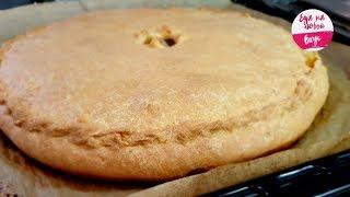 Этот Пирог приготовить ЛЕГКО! Сочная начинка и тонкое тесто Без дрожжей