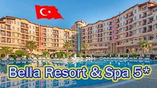 Отели Турции Bella Resort Spa 5 Сиде