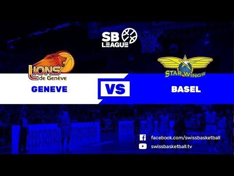 SB League - Day 5: Genève vs. Basel