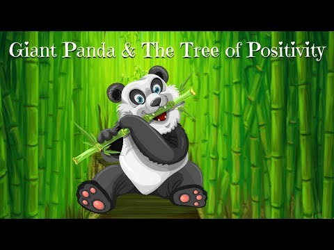 Guided Meditation for Children | GIANT PANDA AND THE TREE OF POSITIVITY | Kids Relaxation