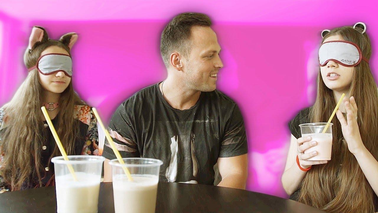 видео бесплатное первый раз пробует сперму на вкус