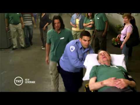 Leverage 5x11 The Low Low Price Job   Paramedic