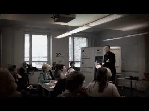 YKTT - The Entrepreneurship Education conference 2013, Helsinki, FINLAND