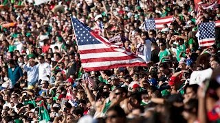 #‎USAvMEX‬. One Game. For The Right To Be Champions. Rose Bowl. 10.10
