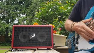 Phil Jones Bass Double Four unboxing and review