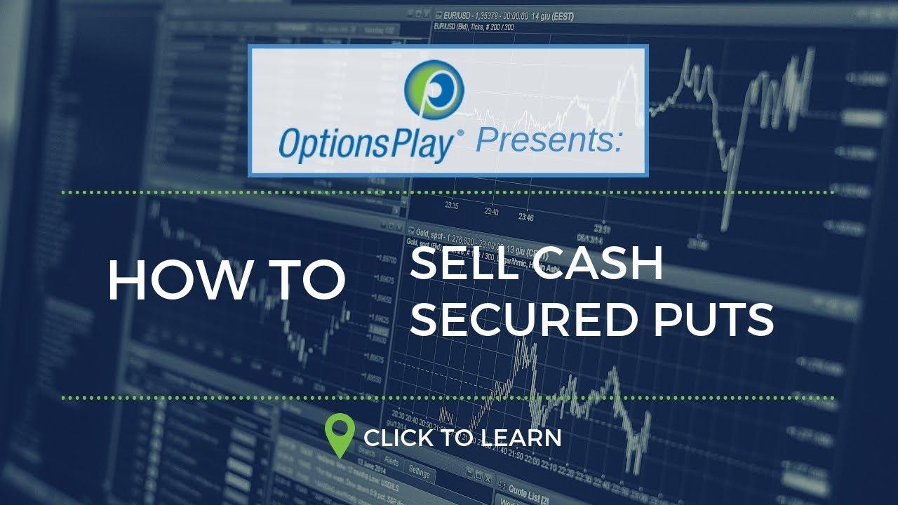 Download Selling Cash Secured Puts