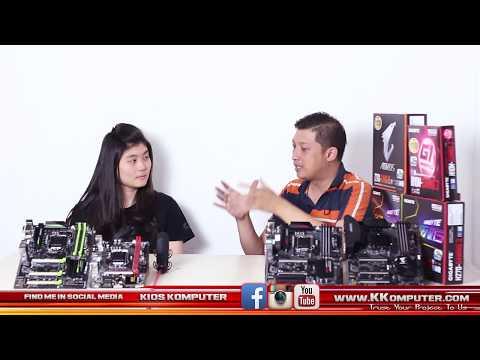 #50 GIVEAWAY + TANYA AHLI nya arti motherboard H110-B250-H270-Z270