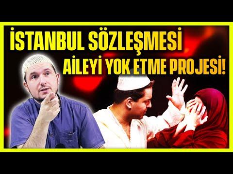 İSTANBUL SÖZLEŞMESİ, AİLEYİ YOK ETME PROJESİ! / Kerem Önder