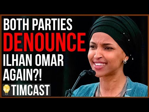 Democrat Ilhan Omar DENOUNCED Over Anti-Semitic Tweets AGAIN (UPDATED)