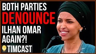 Democrat Ilhan Omar DENOUNCED Over Anti-Semitic Tweets AGAIN (UPDATED)