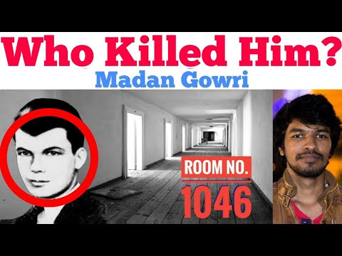 Who Killed Him? | Tamil | Madan Gowri | MG | Room no 1046