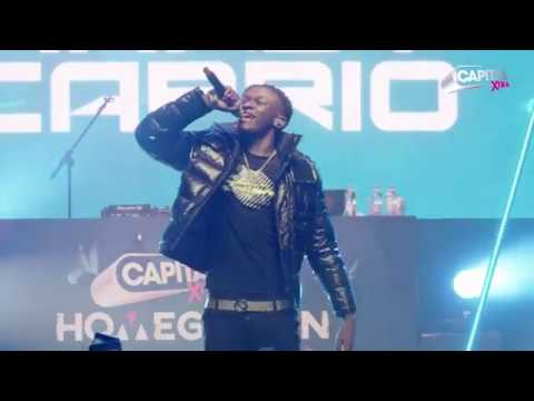 Hardy Caprio Performs &39;Super Soaker&39; At Capital XTRA Homegrown