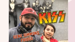 Vlog #25: Removing Autographed Gene Simmons Fridge / Working with Kiss Staff/Huge Property Trash-out