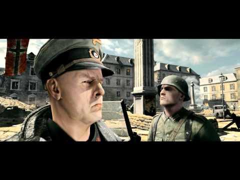 Sniper Elite v2 Gameplay By Smashulica