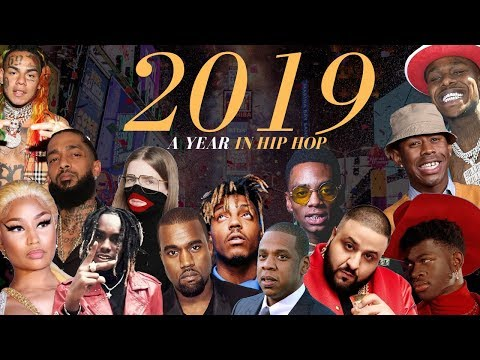2019: A Year In Hip Hop