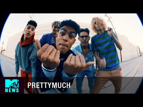 Download Youtube: Why PRETTYMUCH Went Retro With Their 'Would You Mind' Music Video   MTV News