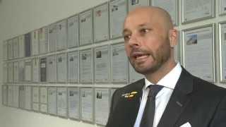 Interview Baden TV - Bestellerprinzip/Mietpreisbremse - Bernd Fleischer