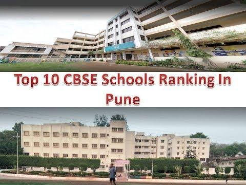 Top 10 CBSE Schools Ranking In Pune