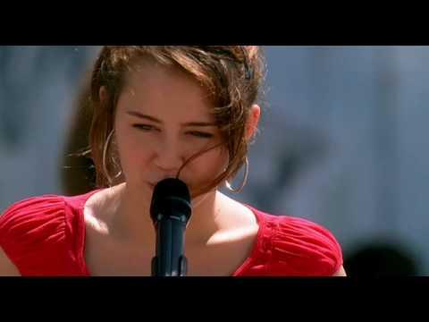 Hannah Montana music video - the climb