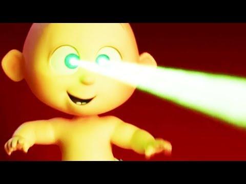 Incredibles 2 Teaser Trailer 2017 - Disney-Pixar 2018 Movie - Official