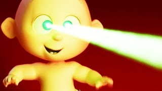 Incredibles 2 Teaser Trailer 2017 - Disney-Pixar 2018 Movie - Official