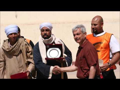 BBC Arabic radio broadcast about Modern Tahtib