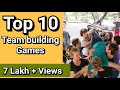 Top 10 Team Building Activities | Team Building Games | Girish Sharma +91-9769964451