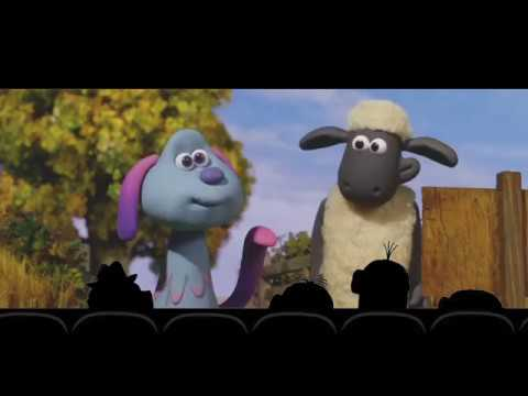 Watch The New Shaun the Sheep Movie: Farmageddon Trailer With The Minions