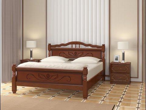 Кровать Карина-5 Бравомебель